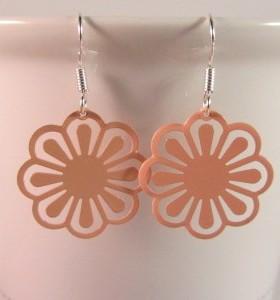 Bloemen roze/ zalm