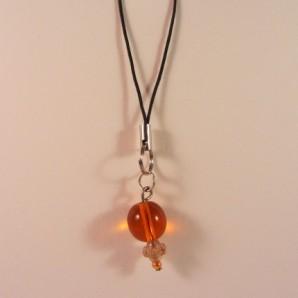 Oranje beads