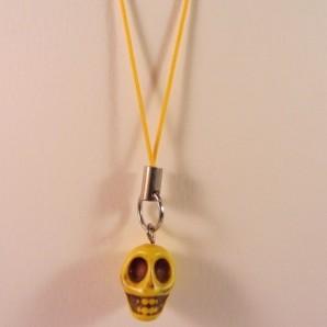 Skull geel