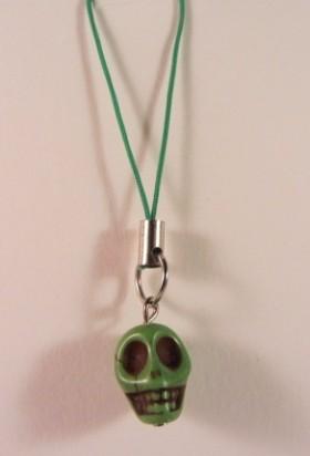 Skull groen