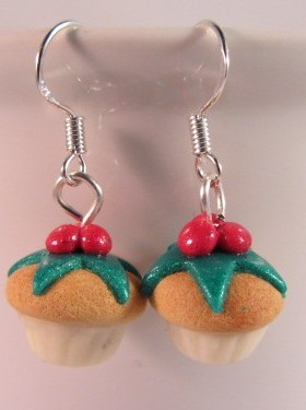 Kerst cupcakes 1