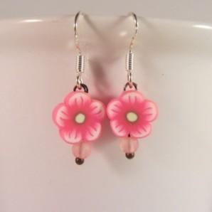 Bloempjes roze 2