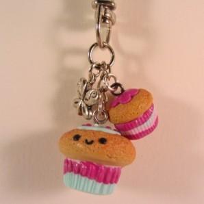 Happy cupcake VLINDER