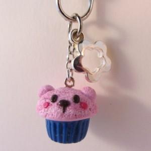 Cupcake Bear PINK BLUE