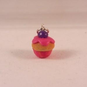 MINI Vanille cupcake pink
