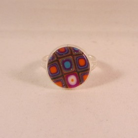 Ring 'warm' 12 mm
