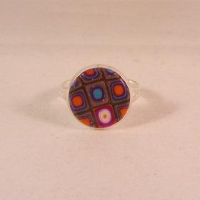 Ring 'warm' 12 mm