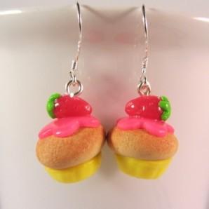 Cupcakes aardbei 6