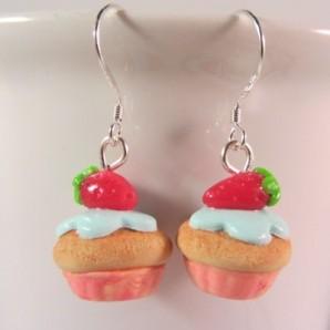 Cupcakes aardbei 5