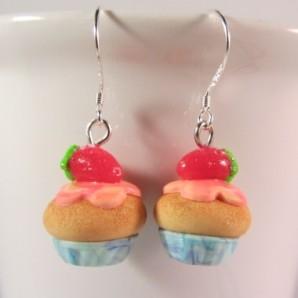 Cupcakes aardbei 2