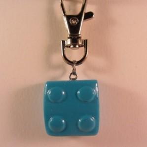 Lego blokje blauw