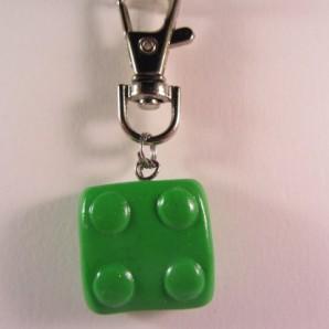 Lego blokje groen