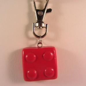Lego blokje rood