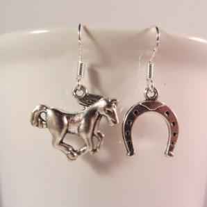 paard en hoefijzer