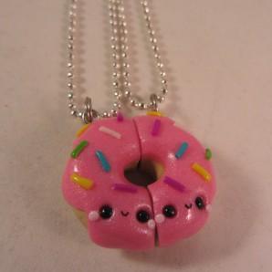 BFF donut pink1