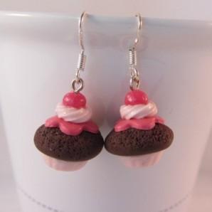 Cupcakes cherry choco 2