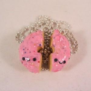 BFF donut roze