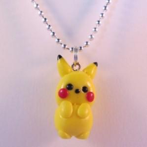 Pikachu ketting