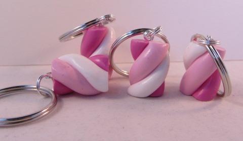 Kabelspek roze KC