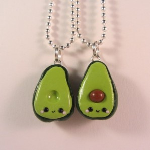 BFF avocado handmade