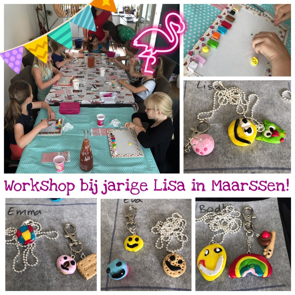 Workshop Maarssen juli 2019