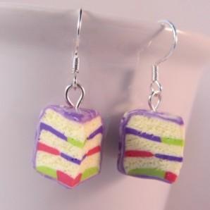 Multicolor taartpuntjes