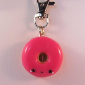 Donut neon pink feb20