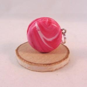Macaron roze