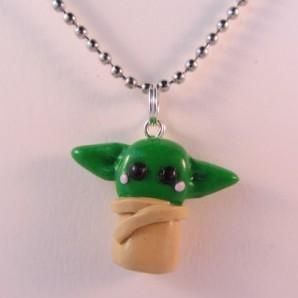 Ketting Baby Yoda