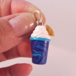 Blueberry shake bedel